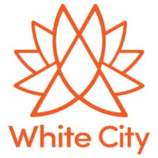 town of white city